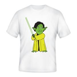 Meme tričko Yoga Maguire