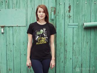 Tričko Obávaný aligátor
