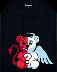 Anděl vs. ďábel pánská mikina