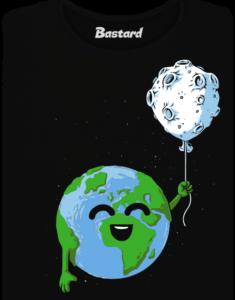 Balónek dámské tričko