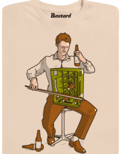 Basista pánské tričko
