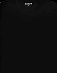 Bastard.cz Dámské tričko raglánové černé