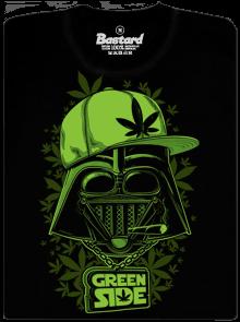Bastard.cz Green Side pánské tričko