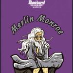 Bastard.cz Merlin Monroe dámské tričko