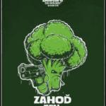 Bastard.cz Zahoď ten stejk pánské tričko