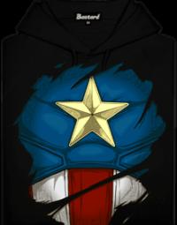 Captain Inside pánská mikina