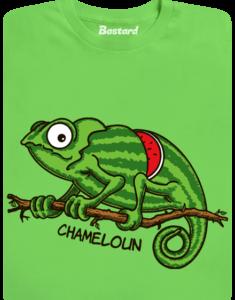 Chameloun zelené pánské tričko