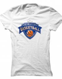 Dámské tričko All Stars Basketball