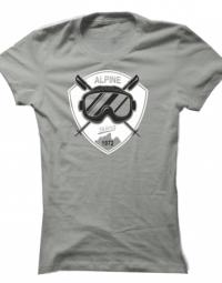 Dámské tričko Alpine1972