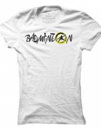 Dámské tričko Badminton Tag