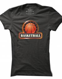 Dámské tričko Basketball Badge