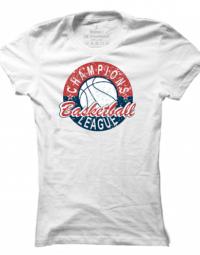 Dámské tričko Basketball Champions League