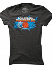 Dámské tričko Basketball Madness