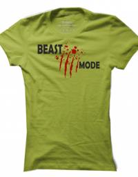 Dámské tričko Beast Mode