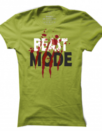 Dámské tričko Beast Mode Rough