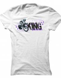 Dámské tričko Biking Passion