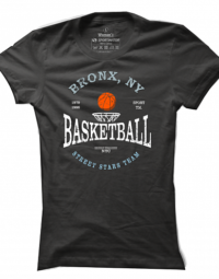 Dámské tričko Bronx Basketball