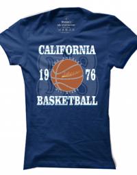Dámské tričko California Basketball