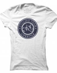 Dámské tričko Cycling Team Lifestyle