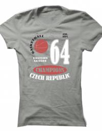 Dámské tričko Czech Republic 64