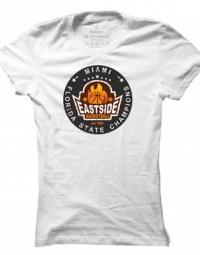Dámské tričko Eastside Basketball