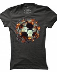 Dámské tričko Fire Ball