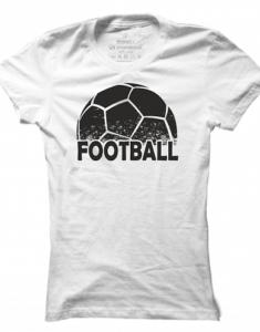 Dámské tričko Football Imprint