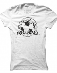 Dámské tričko Football Stamp