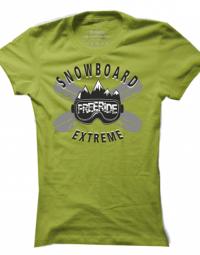Dámské tričko Freeride Extreme