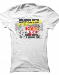 Dámské tričko Freestyle BMX Rider