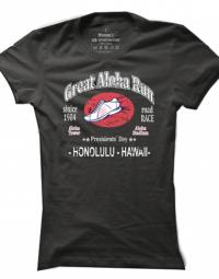 Dámské tričko Great Aloha Run