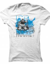 Dámské tričko Ice Hockey Goalkeeper