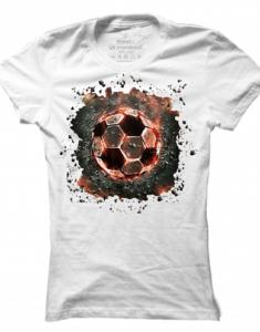 Dámské tričko Lava Ball