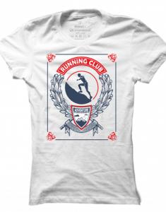 Dámské tričko Running Club Adventure