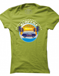 Dámské tričko Star Surfer