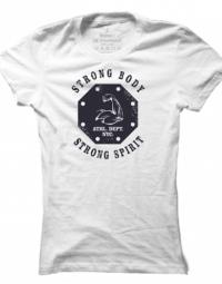Dámské tričko Strong Body - Arm
