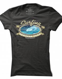 Dámské tričko Surfing Club Championship
