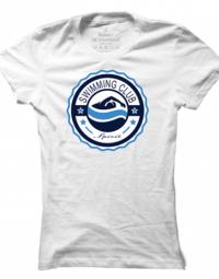Dámské tričko Swimming Club