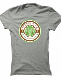 Dámské tričko Tennis Club Spirit