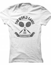Dámské tričko The World Games
