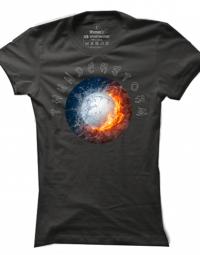 Dámské tričko Volleyball Elements