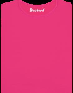 Dámské tričko klasické růžové
