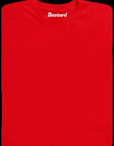 Dětské tričko červené