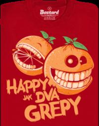Happy grepy dětské tričko