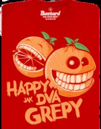 Happy grepy pánské tričko