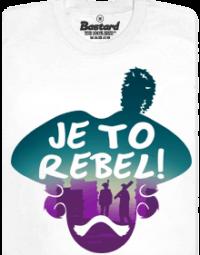 Je to rebel pánské tričko