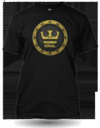 Jirka Král černé tričko dětské velikost L