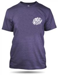 Jirka Král Fixa fialové tričko pánské velikost L