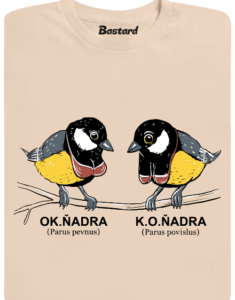 Koňadra pánské tričko