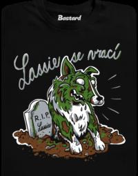 Lassie se vrací pánské tričko